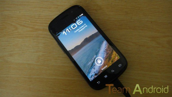 Nexus S 4G Android 4.0 software update