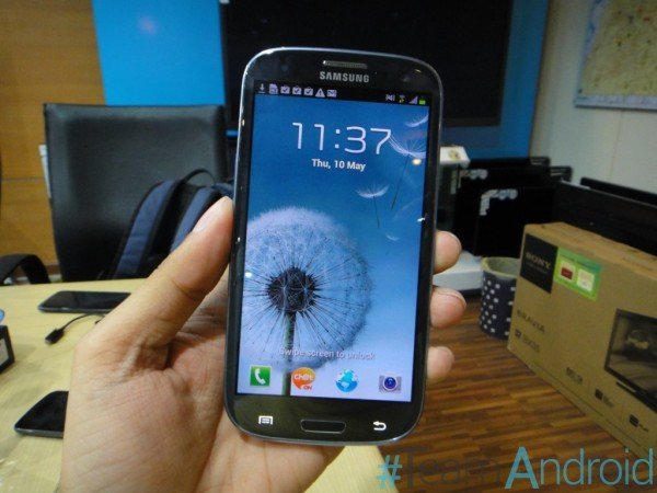 Samsung Galaxy S III - Pebble Blue