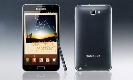 Update Galaxy Note N7000 To XXLSA Android 4.1.2 Jelly Bean Leaked Firmware How To Image