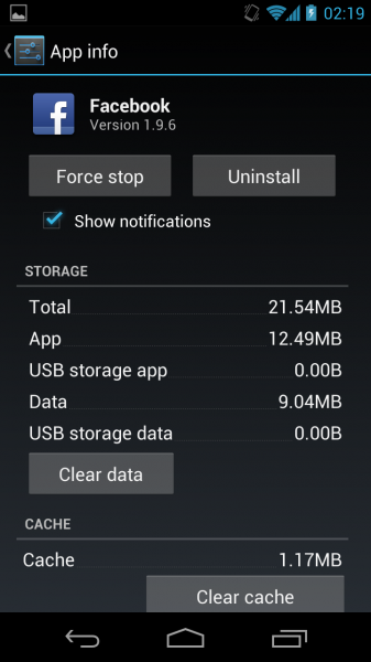 Turn Off App Notifications Android