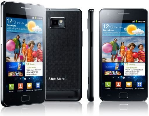 Update Galaxy S2 I9100 To XXLSJ Android 4.1.2 Jelly Bean Leaked Test Firmware How To Image