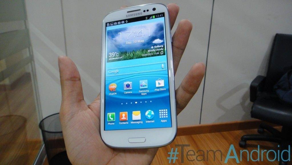 Android Для Samsung Galaxy S 3