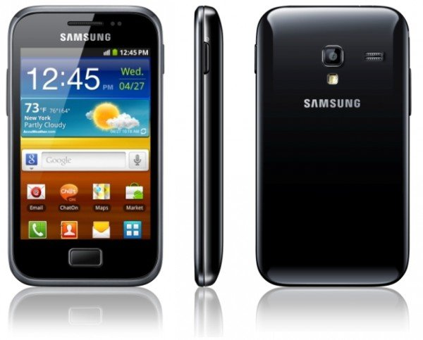 android software update for samsung galaxy ace