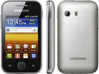 Samsung Galaxy Y S5360 - DXMA1 Android 2.3.6