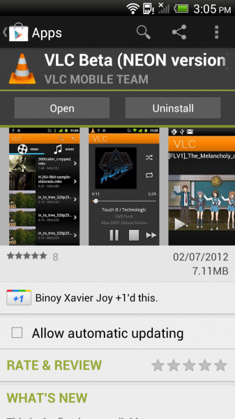 VLC Player for Android - Official App