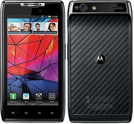 Motorola Droid RAZR XT912 - AOKP Android 4.2.2 Build 5 Jelly Bean