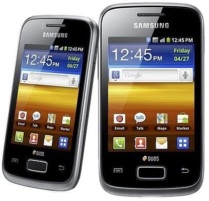 samsung galaxy y s6102 software free download