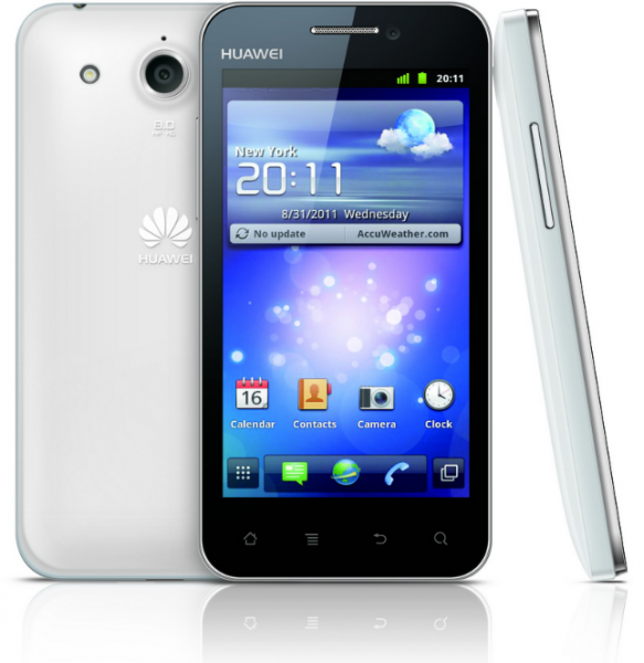 Huawei Honor U8860 - Android 4.2.1 Jelly Bean