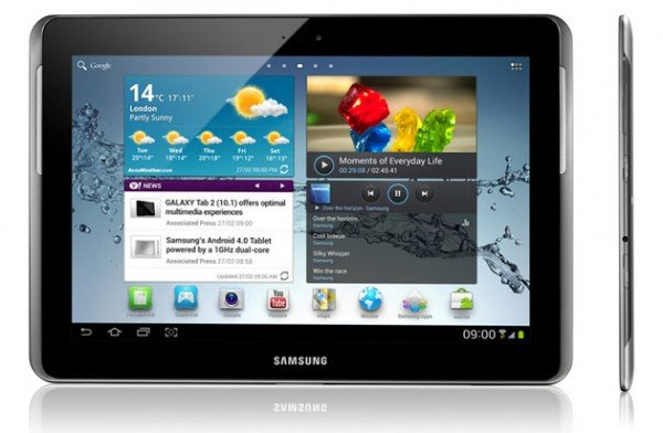 Root Galaxy Tab 2 10.1 P5100