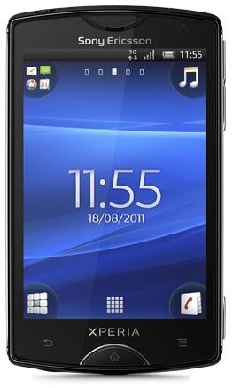 Прошивка Sony Ericsson X10 Mini