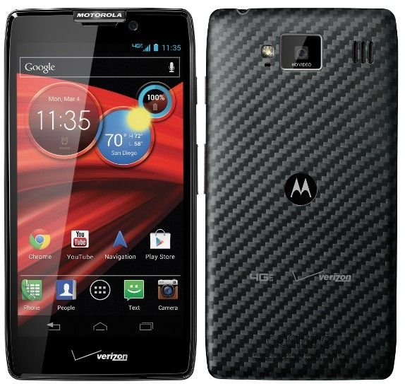 Update Droid RAZR MAXX HD XT926 to Android 4.2.1 CM10.1 Jelly Bean