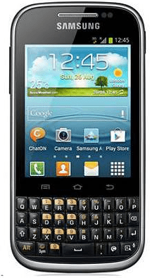 Samsung Galaxy Chat B5330 - XXUBMC2 Android 4.1.2 Jelly Bean