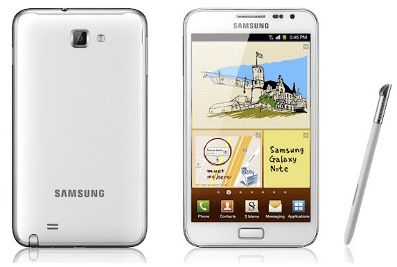 Samsung Galaxy Note N7000 - XXLT5 Android 4.1.2