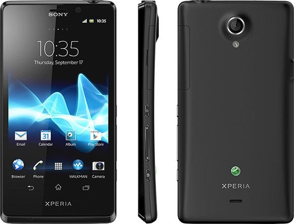 Android 4.1.2 Xperia Curiosity Jelly Bean