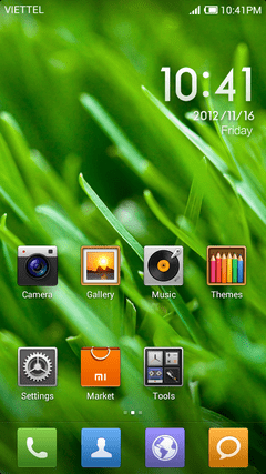 Android 4.1.2 MIUI v4 Jelly Bean