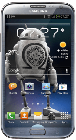 How To Update Galaxy Note 2 N7100 With Android 412 Jelly Bean Xxdmb2
