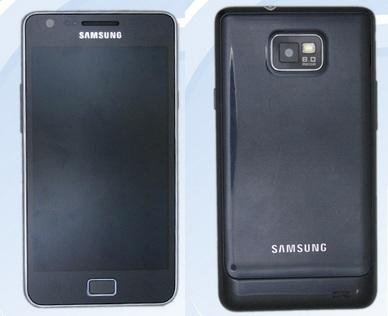 Samsung Galaxy S2 Plus GT I9105  Android Phone By Samsung Spotted