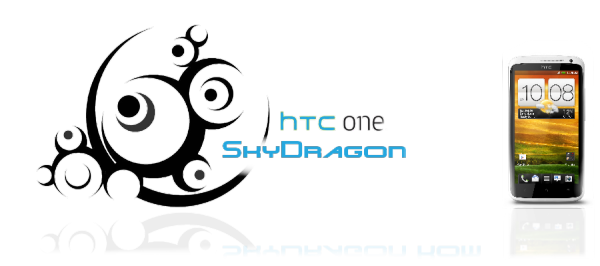 Android 4.1.1 SkyDragon Jelly Bean