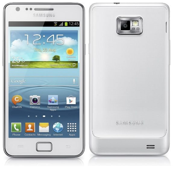 Samsung Galaxy S2 Plus I9105P - XXAMC2 Android 4.1.2 Jelly Bean