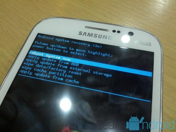 Samsung Galaxy Grand Duos I9082 - Recovery Mode
