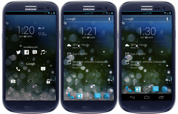 LiquidSmooth Android 4.2.2 Jelly Bean