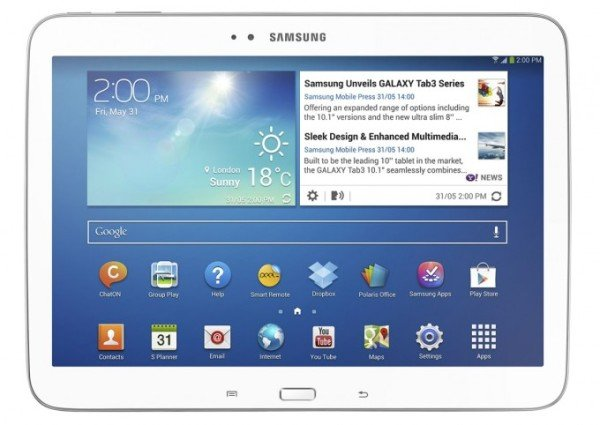 update galaxy tab p xxubng android kitkat official firmware