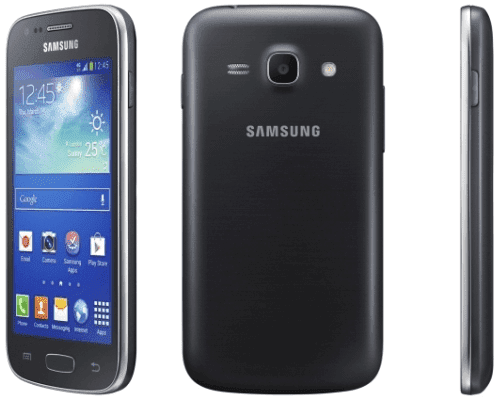 Samsung Galaxy Ace 3 GT-S7270 - ClockworkMod 6 Recovery