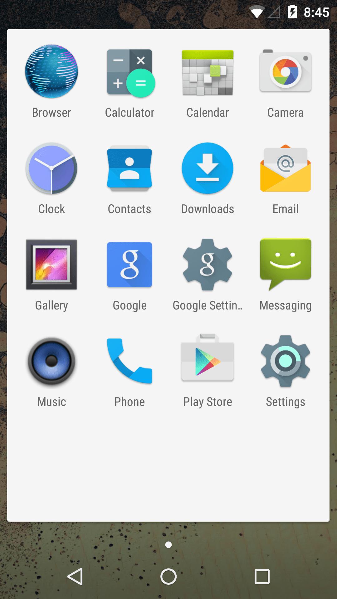 Как сделать скриншот андроид 5.1