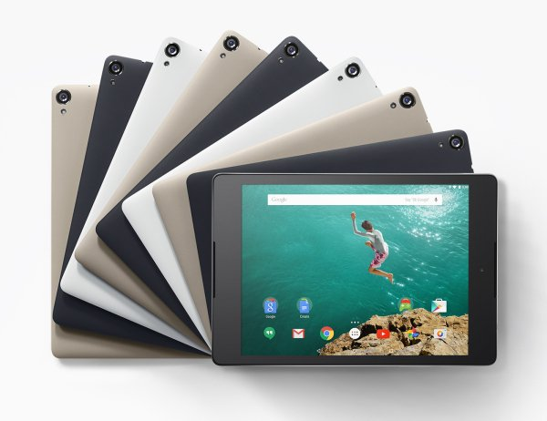 Google Nexus 9 - Android 7.1.1