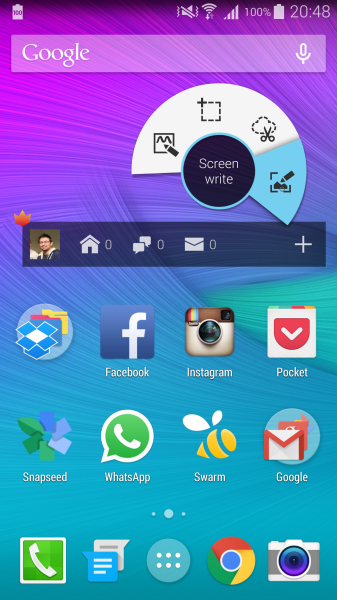 How To Take Screenshots On Samsung Galaxy Note 4
