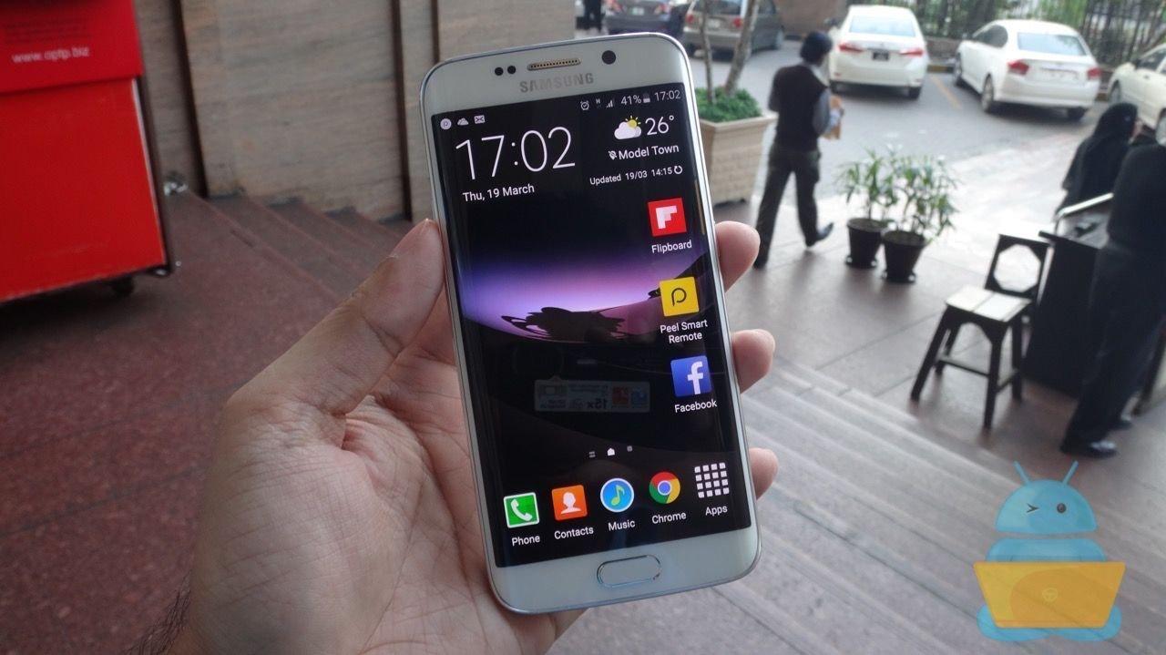 Samsung-Galaxy-S6-Edge - Team Android