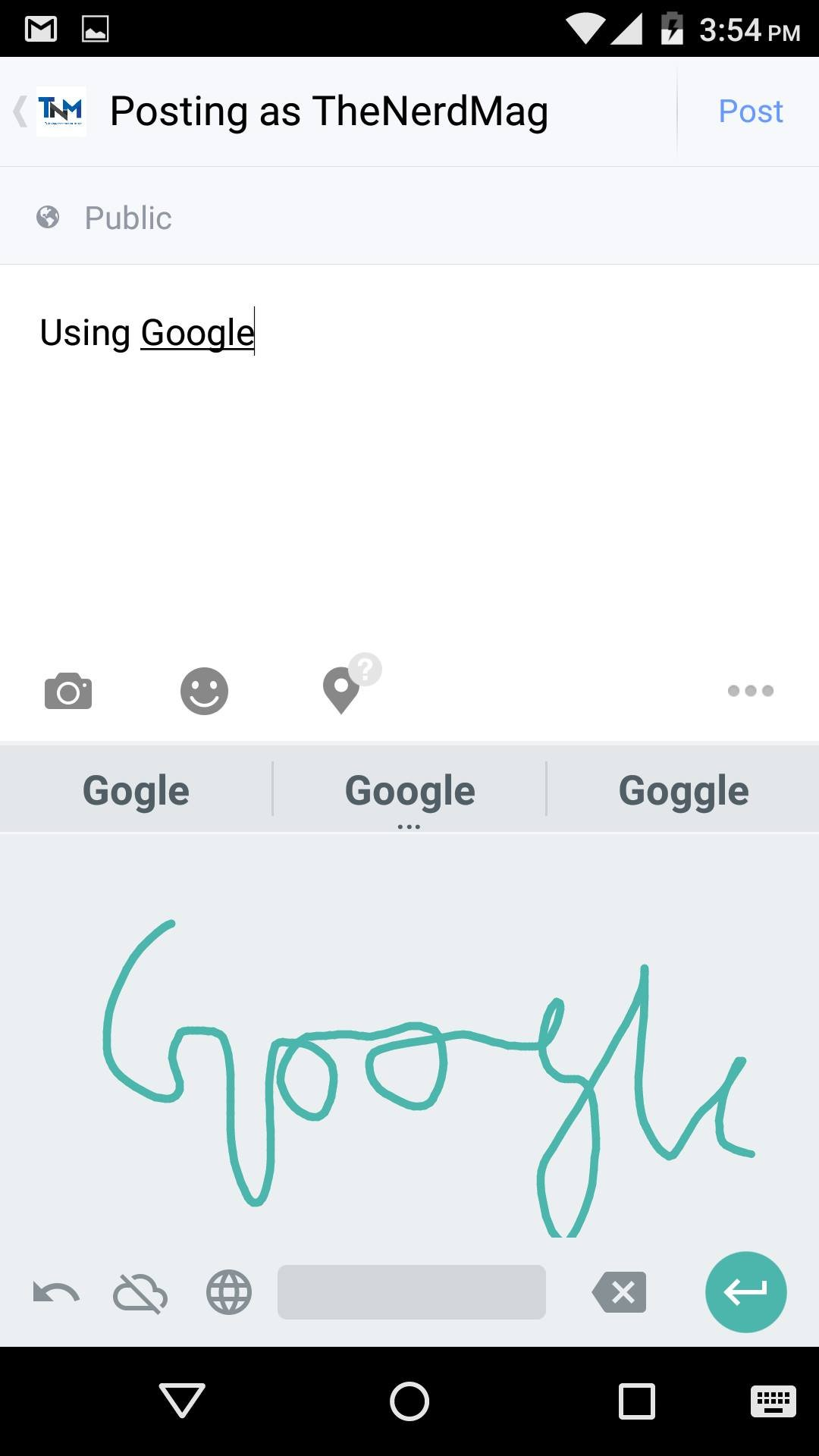 write in handwriting with google handwriting input android. Black Bedroom Furniture Sets. Home Design Ideas