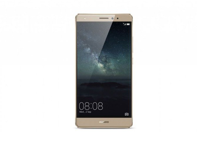 Huawei Mate S-front