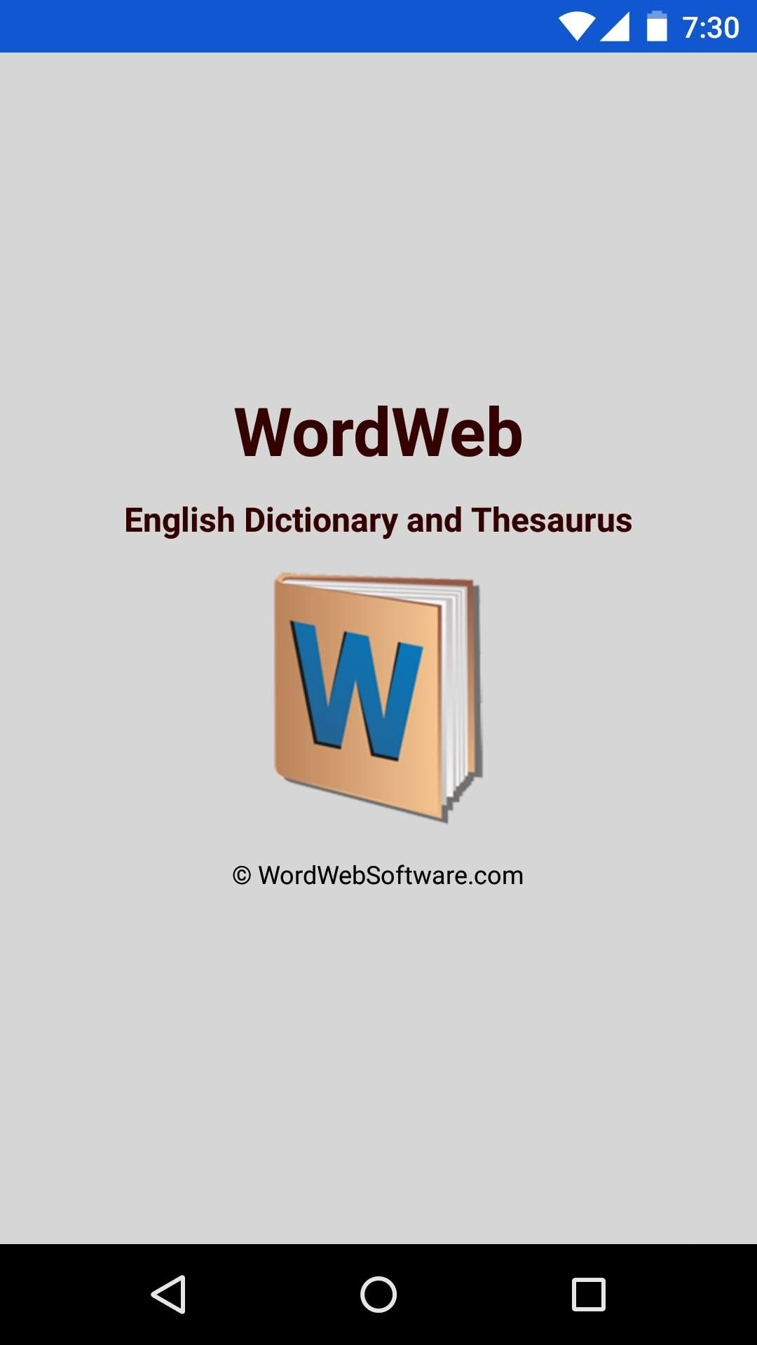wordweb free dictionary download