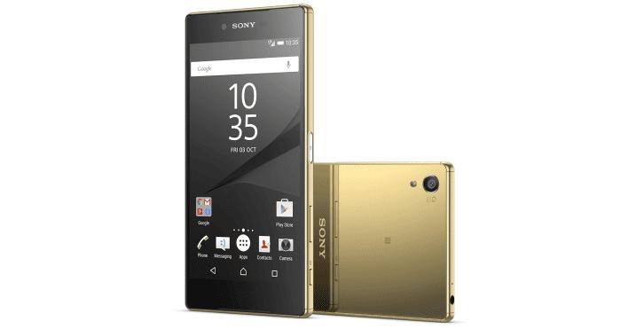 Sony Xperia Z5 - 7.0 Nougat MIUI 8 ROM
