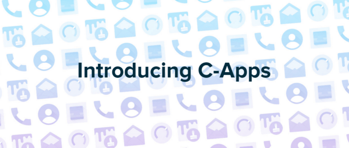 c-apps - install capps