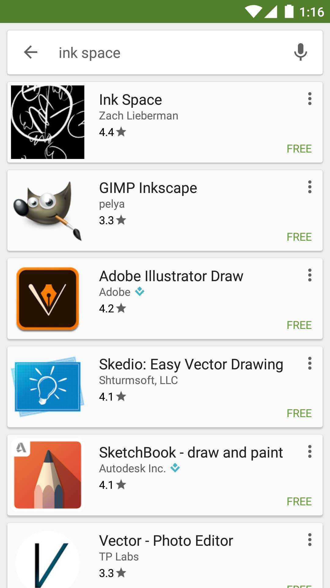 Draw In 3d On Mobile Using Ink Space App