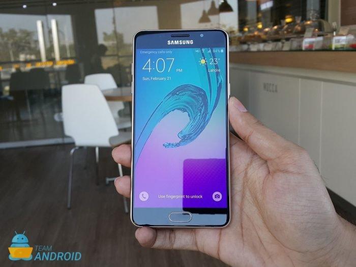 Прошивка Samsung Galaxy A5
