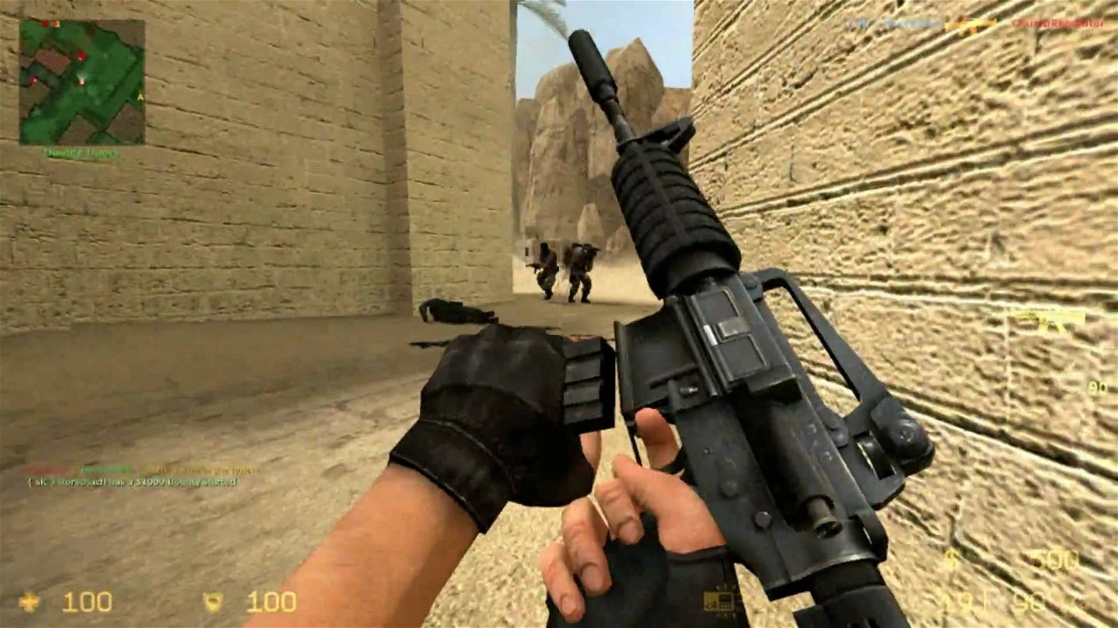 Play Counter-Strike Global Offensive