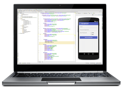 Download Android Studio 2.1 Now - Supports Android 7.0 Nougat