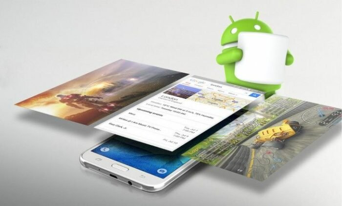 Galaxy J7 and A3