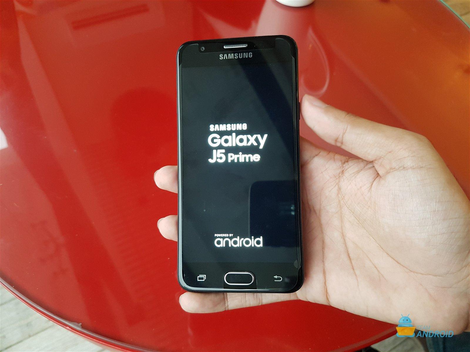 Samsung Galaxy J5 Prime Review
