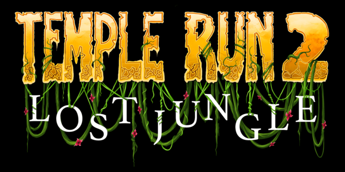 Temple Run 2 Lost Jungle Logo
