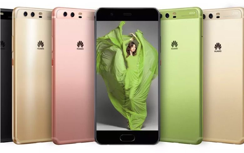 Huawei P10 Plus TWRP Recovery