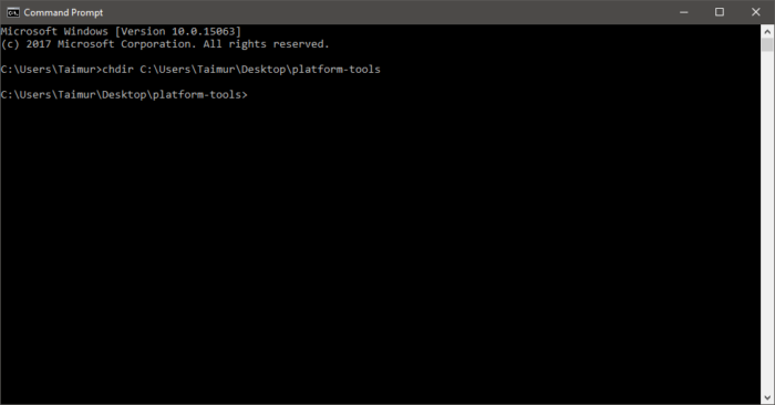 Install Fastboot and ADB