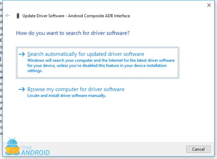 Install ADB Driver
