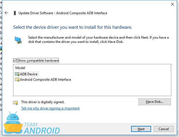 Android adb drivers x32 скачать
