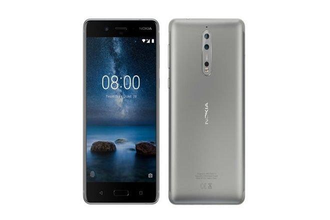 Nokia 8 Live Stream