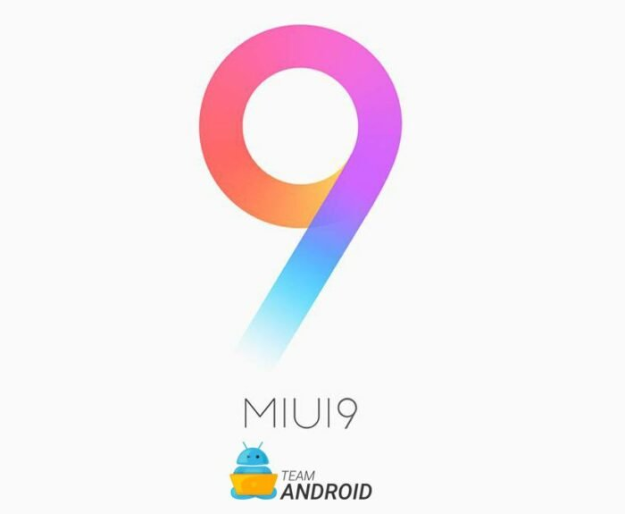 Download MIUI 9 on Team Android