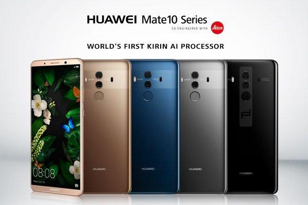 Huawei Mate 10 Series
